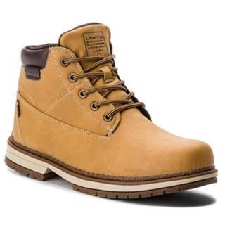Šnurovacia obuv Lanetti 16859-05 Ekologická koža/-Ekologická koža