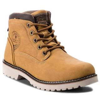 Šnurovacia obuv Lanetti MP07-17194-06 Ekologická koža/-Ekologická koža