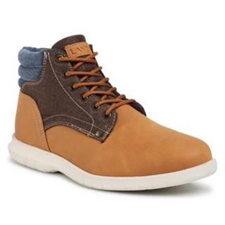 Šnurovacia obuv Lanetti MP07-6707-11 Imitácia kože/-Imitácia kože