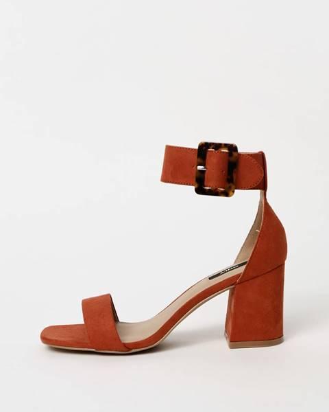 Tehlové sandále Only
