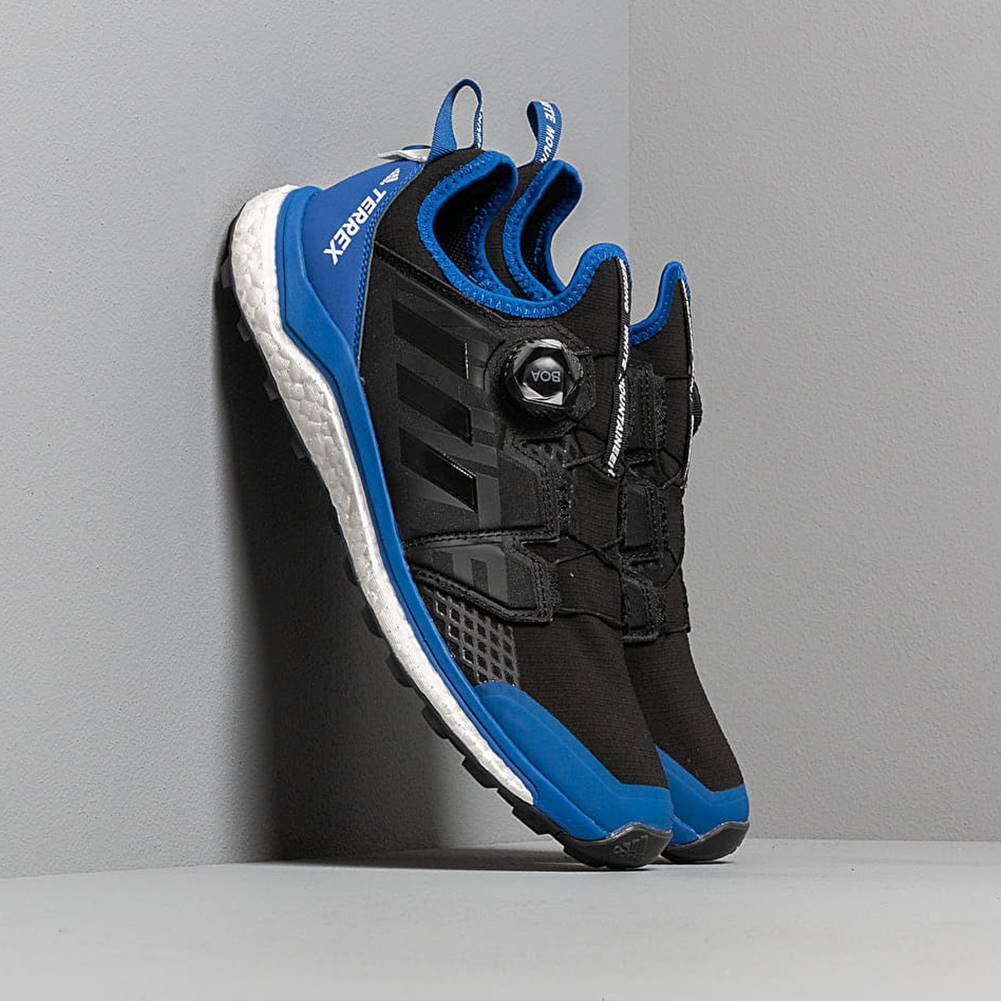 adidas Performance adidas x White Mountaineering Terrex Agravic BOA Core Black/ Core Black/ Core Royal