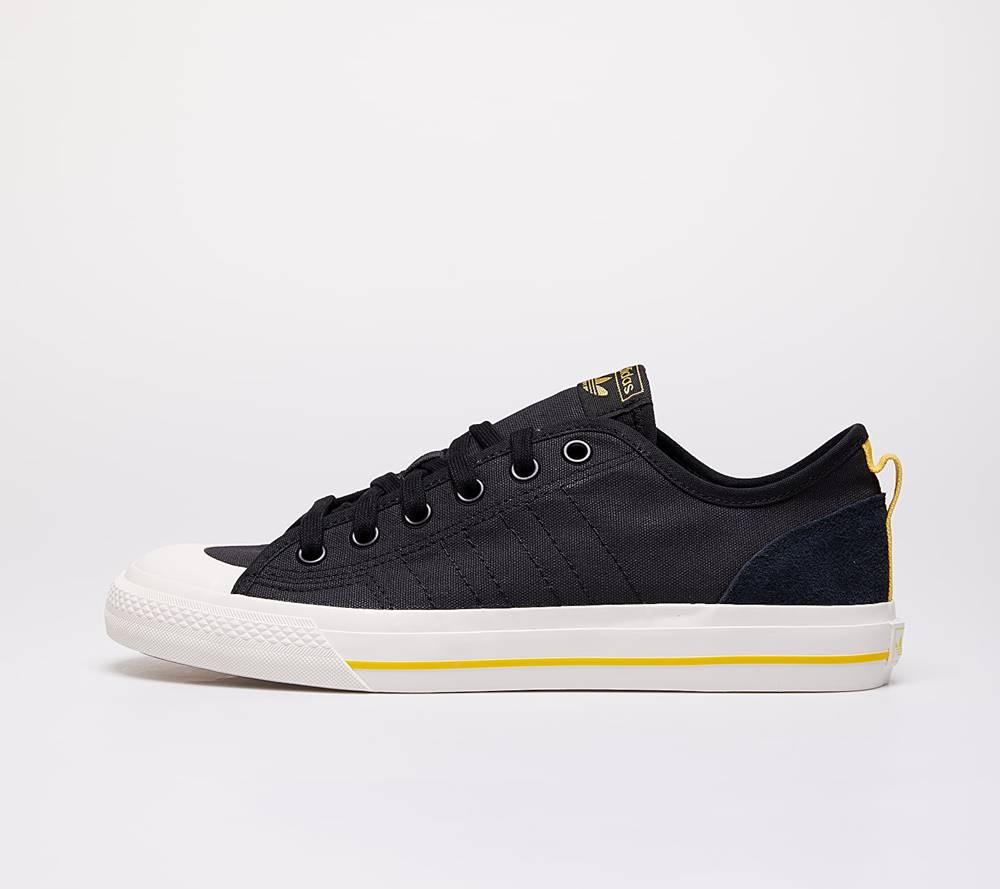 adidas Originals adidas Nizza RF Core Black/ Off White/ Core Brown