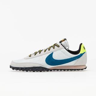 Nike Waffle Racer Summit White/ Green Abyss