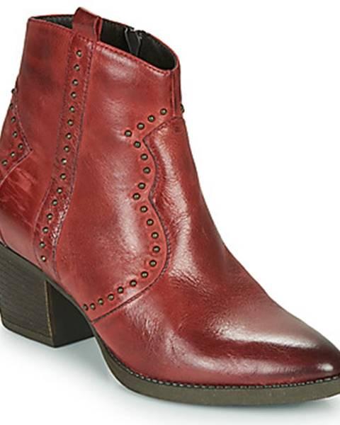 Bordové topánky Elue par nous