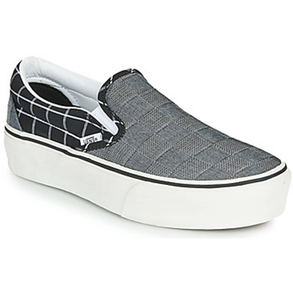 Vans Slip-on Vans  CLASSIC SLIP-ON PLATFORM