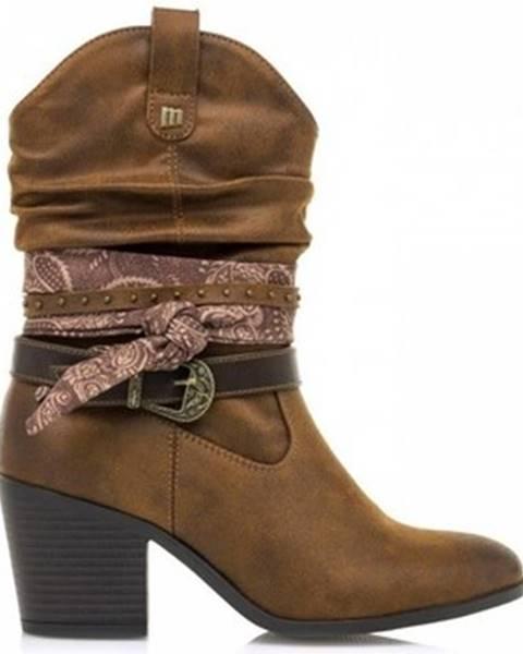Viacfarebné topánky MTNG