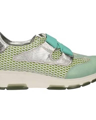 Zelené tenisky Keys