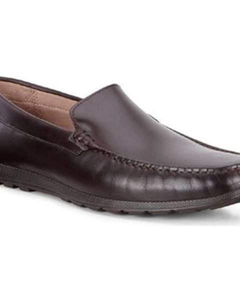 Hnedé topánky Ecco