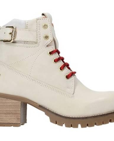 Biele topánky Lumberjack