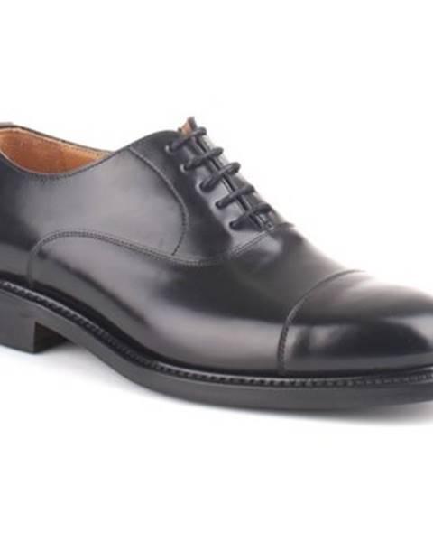 Čierne topánky John Spencer