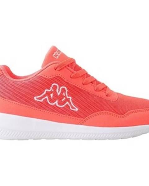 Oranžové tenisky Kappa
