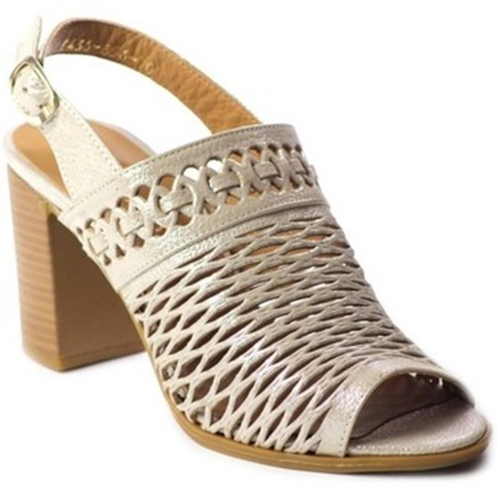 Toscanio Sandále  LP 422 10