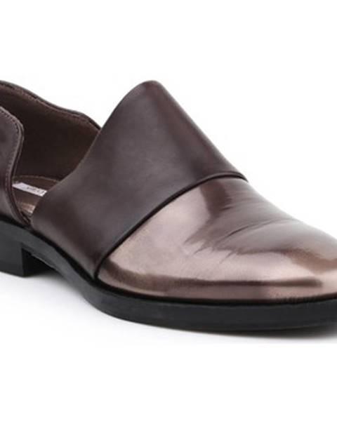 Hnedé topánky Geox