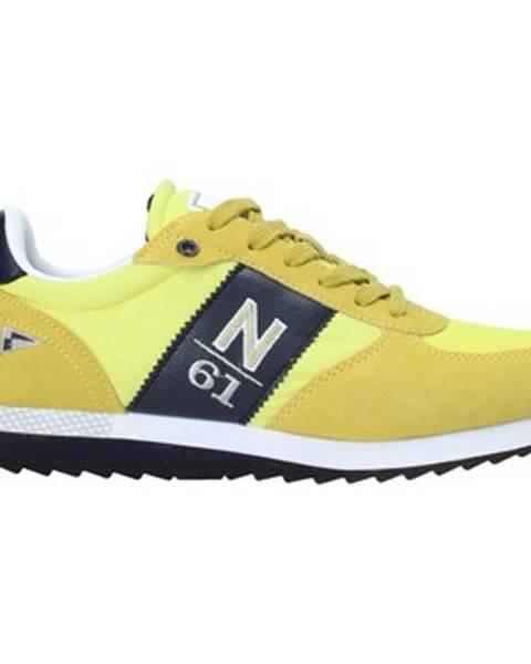 Žlté tenisky Navigare