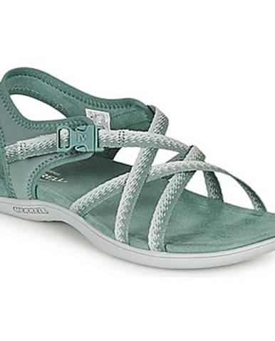 Modré športové sandále Merrell