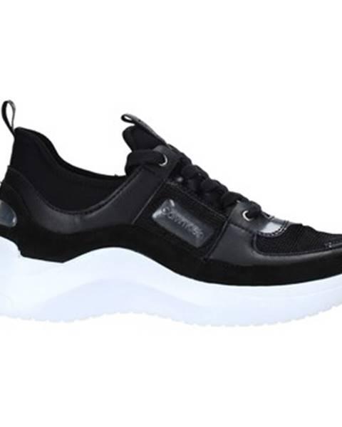 Čierne tenisky Calvin Klein Jeans