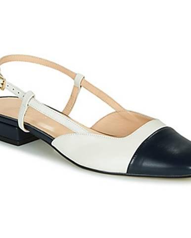 Biele sandále Jonak