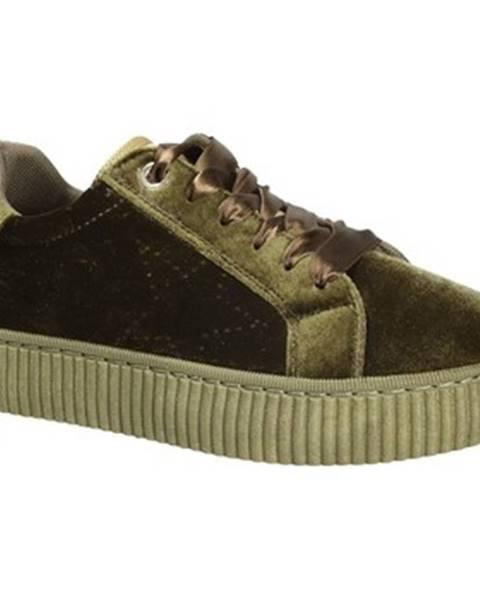 Zelené tenisky Pluspartout