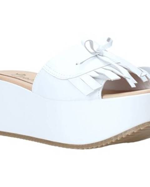 Biele topánky Grace Shoes