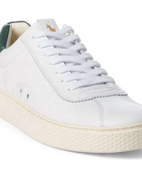 Biele tenisky Polo Sport