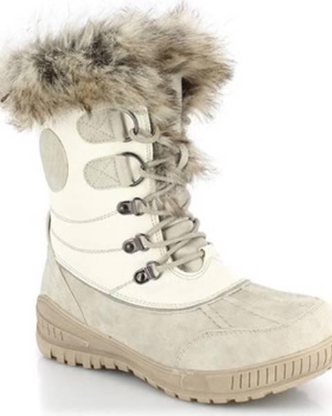 Biele topánky Kimberfeel