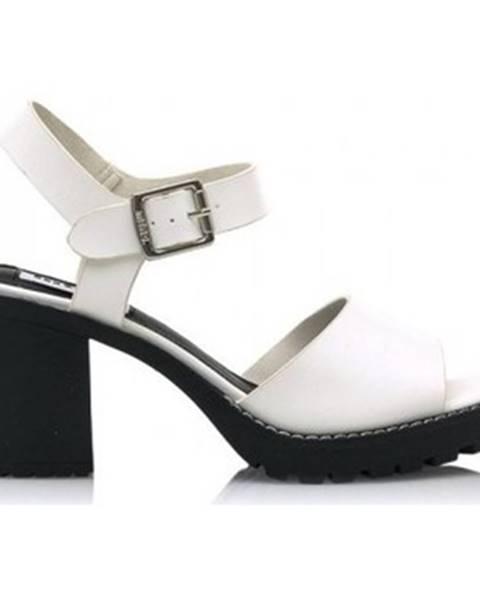 Biele sandále MTNG