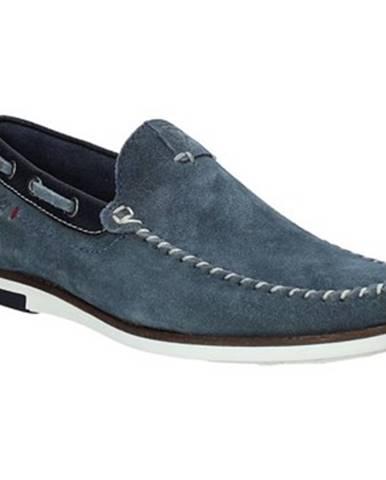 Modré topánky Wrangler