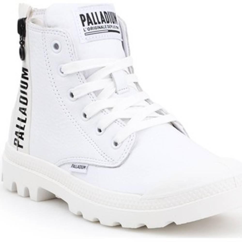 Palladium Členkové tenisky Palladium  Pampa UBN Zips LTH 96857-103-M
