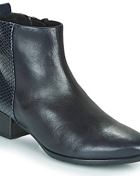 Modré topánky Gabor
