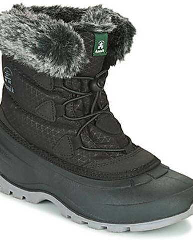 Čierne topánky KAMIK
