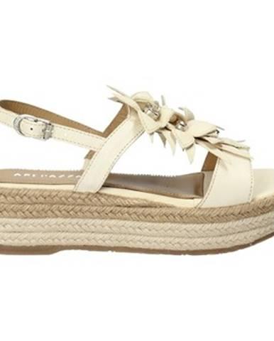 Biele sandále Apepazza