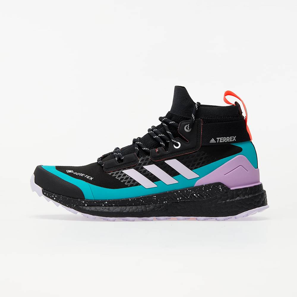 adidas Performance adidas Terrex Free Hiker GTX W Core Black/ Purple Tint/ Signature Pink
