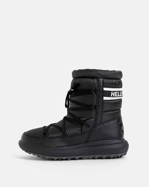 Čierna zimná obuv Helly Hansen