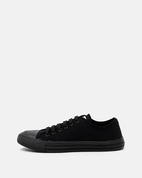 Čierne tenisky 3f