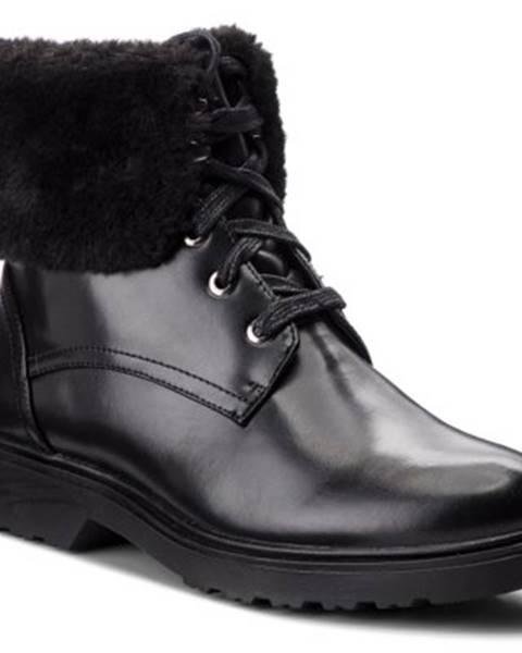 Čierne topánky Jenny Fairy