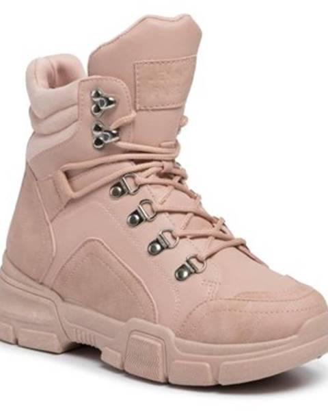 Ružové topánky Jenny Fairy