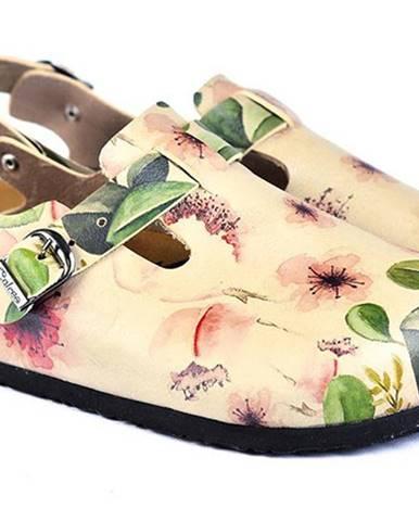 Sandále calceo