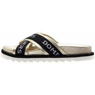 Sandále Dombers  Touch sandalias platino D100013