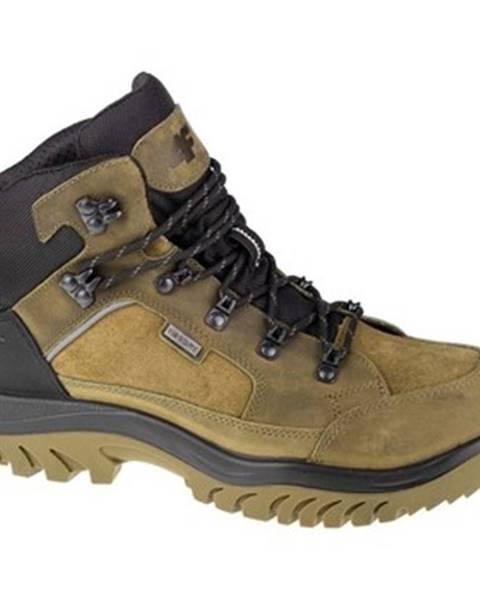 Hnedé topánky 4F