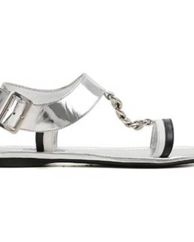 Sandále Prada