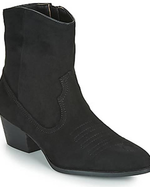 Čierne topánky Vanessa Wu