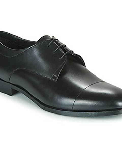 Čierne topánky HUGO