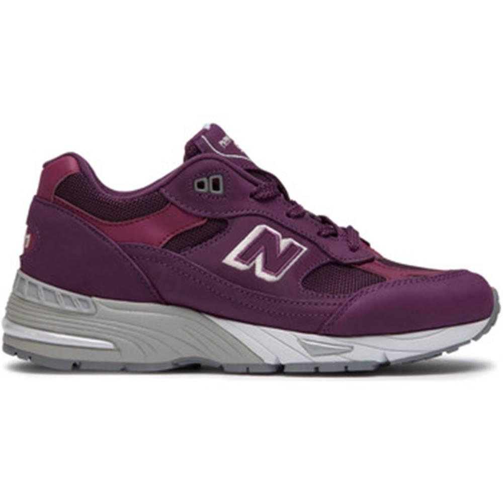 New Balance Nízke tenisky New Balance  NBW991DNS