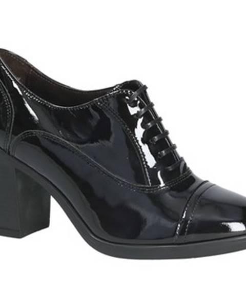 Čierne topánky Maritan G