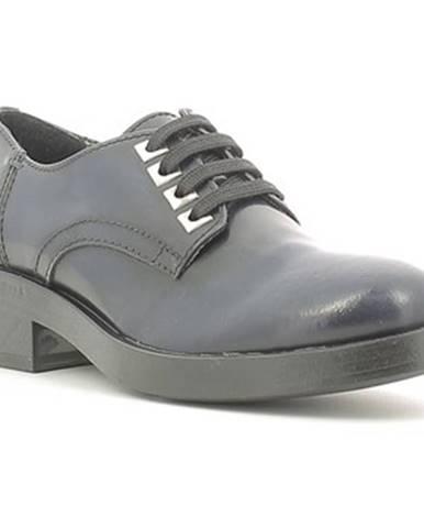 Modré topánky Guess