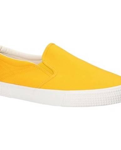 Žlté espadrilky Gas