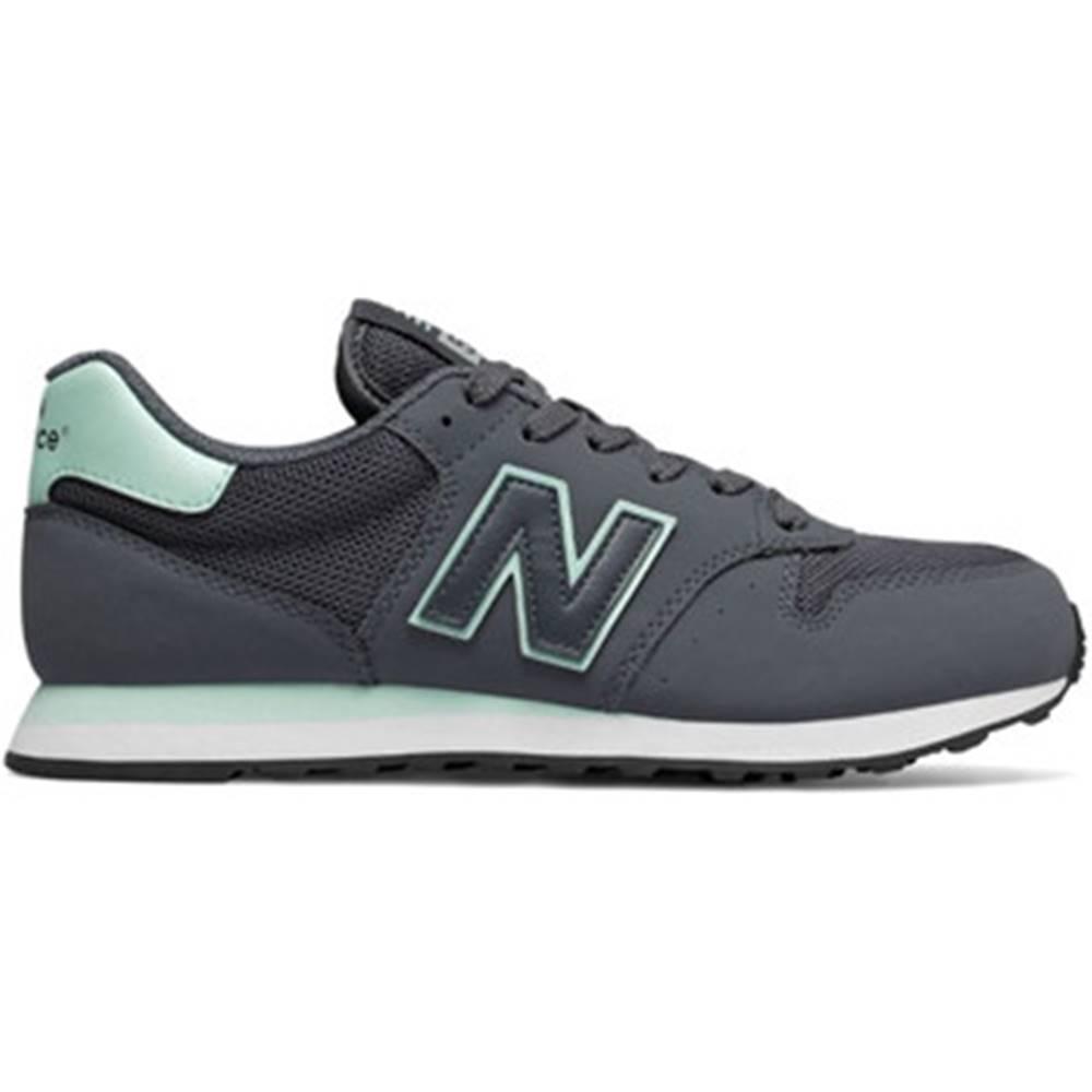 New Balance Nízke tenisky New Balance  NBGW500STM