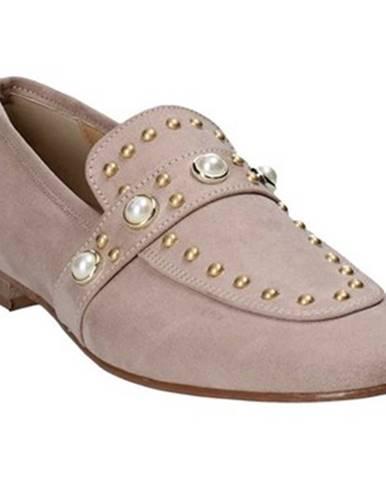 Ružové mokasíny Grace Shoes