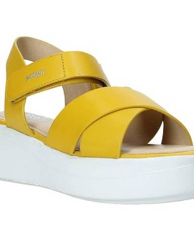 Žlté sandále Impronte