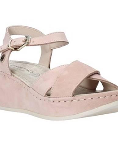 Ružové sandále Lumberjack